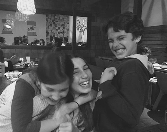 Connor's kids