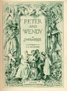 Peter and Wendy published 1911