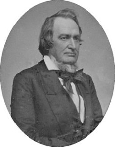 Liberty Party Presidential Nominee Gerrit Smith c. 1840